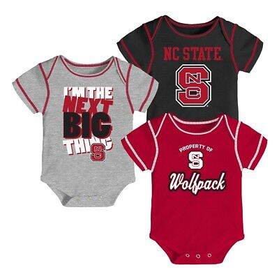 NC State Wolfpack NCAA Infant