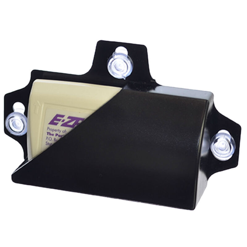 MINI EZ-Pass Clip Electronic Toll Tag Holder for the New Small E-ZPass - BLACK