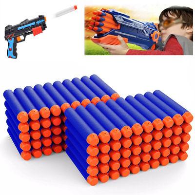 500PCS Refill Bullet Darts Nerf N-strike Elite Retaliator Series Blasters Toy