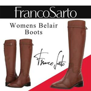 NEW Franco Sarto Womens Belair Boots Condtion: New, Scotch Leather, 7B(M) US