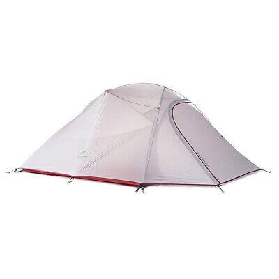 Naturehike Cloud-up Ultraleichte 3 Personen Rucksackreisen Zelt Camping Zelte ()