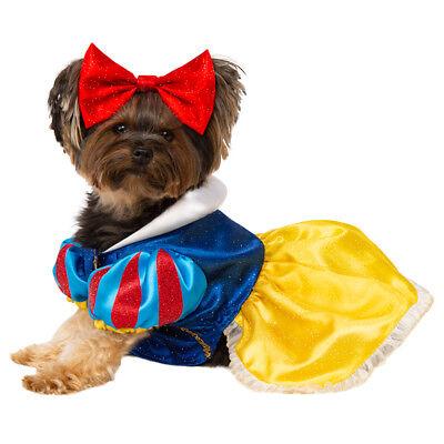 Snow White Disney Princess Pet Halloween Costume ()