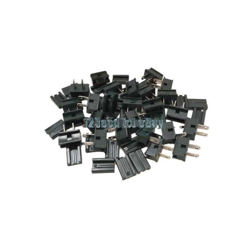 25 pack Male Zip Plug SPT-1