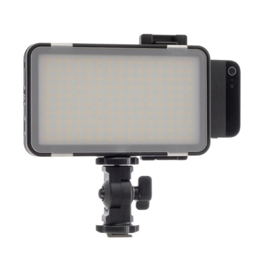 Godox LEDM150 Mobile Phone Video Light with Soft and Even Illumination for Video Recording or Product Shooting