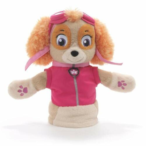 Gund E9 PAW Patrol Baby Girl Boy Toy Skye Skye Hand Puppet 1