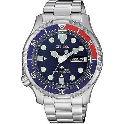 NEW Citizen Promaster Diver Men's Automatic Watch - NY0086-83L