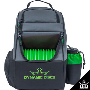 Dynamic Discs Trooper Backpack Disc Golf Bag Green