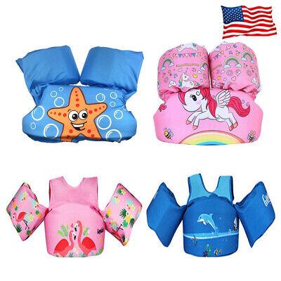 Baby Floats for Pool Kids Life Jacket for Toddler Swim Pool Buoyancy Life Vest (Life Vest Pool)
