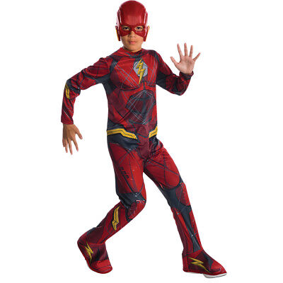 Boys The Flash Justice League Halloween Costume (Flash Halloween)