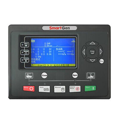 Smartgen Hgm9310mpu Genset Controller Genset Automation And Monitor Control