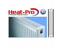 4 x Heat Pro Radiators (can be sold separately)