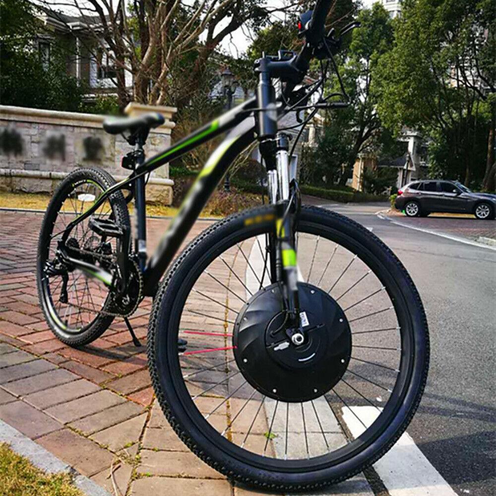 20/24 inch Front Wheel Electric Bicycle Conversion Kit E-Bik