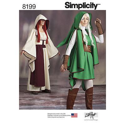 Schnittmuster Cosplay (8); Gr. 40-48 (Cosplay Kostüm Muster)