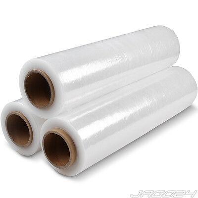 Paletten-Folie Stretch-Folie Wickelfolie Verpackungsfolie Packfolie durchsichtig