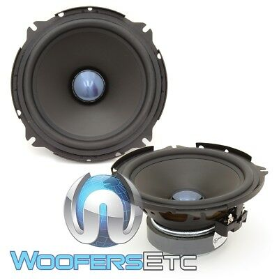 "MB QUART DWC-130 5.25"" MIDRANGE CAR AUDIO 4 OHM SPEAKERS MAD"