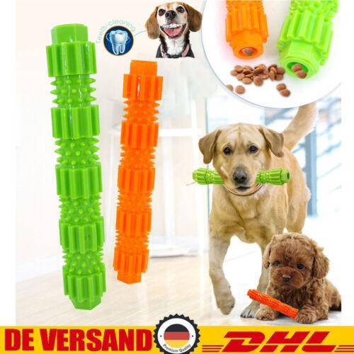 ✅2x Hund Spielzeug Kauspielzeug Gummi Hundespielzeug Welpen Kauen Zahnpflege Neu