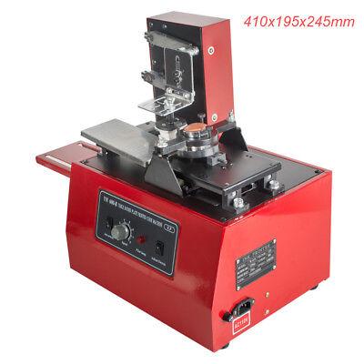 Usanew Electric Pad Printer Printing Machine T-shirt Inkprint Pvc Mug Ballpen
