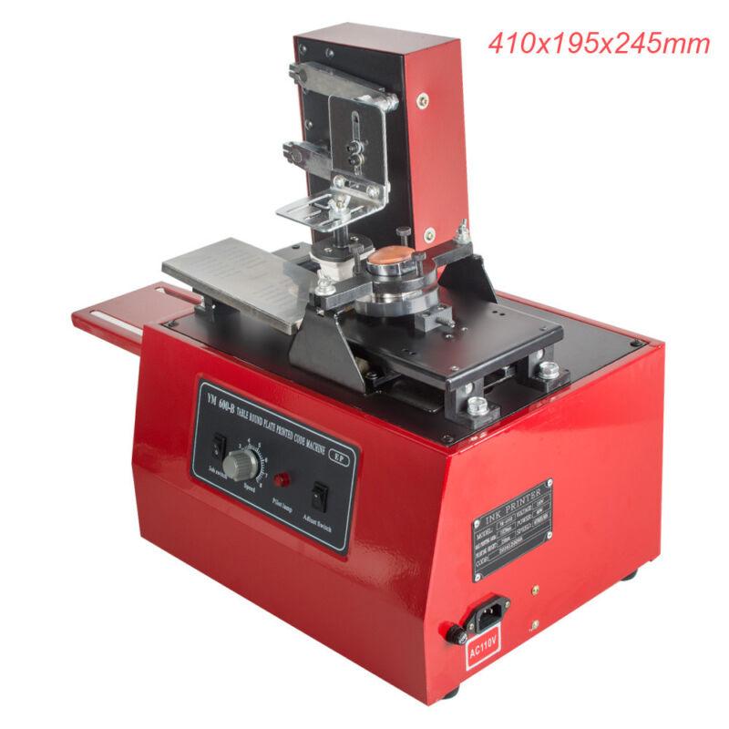 【USA】New Electric Pad Printer Printing Machine T-Shirt INKPRINT PVC MUG Ballpen