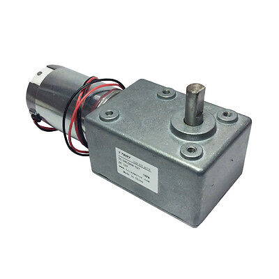 Metal Gearbox Motor Low Speed High Torque 60kg.cm Dc 12v 5rpm Electric Motor Rc