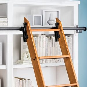 Rolling Library Ladder eBay