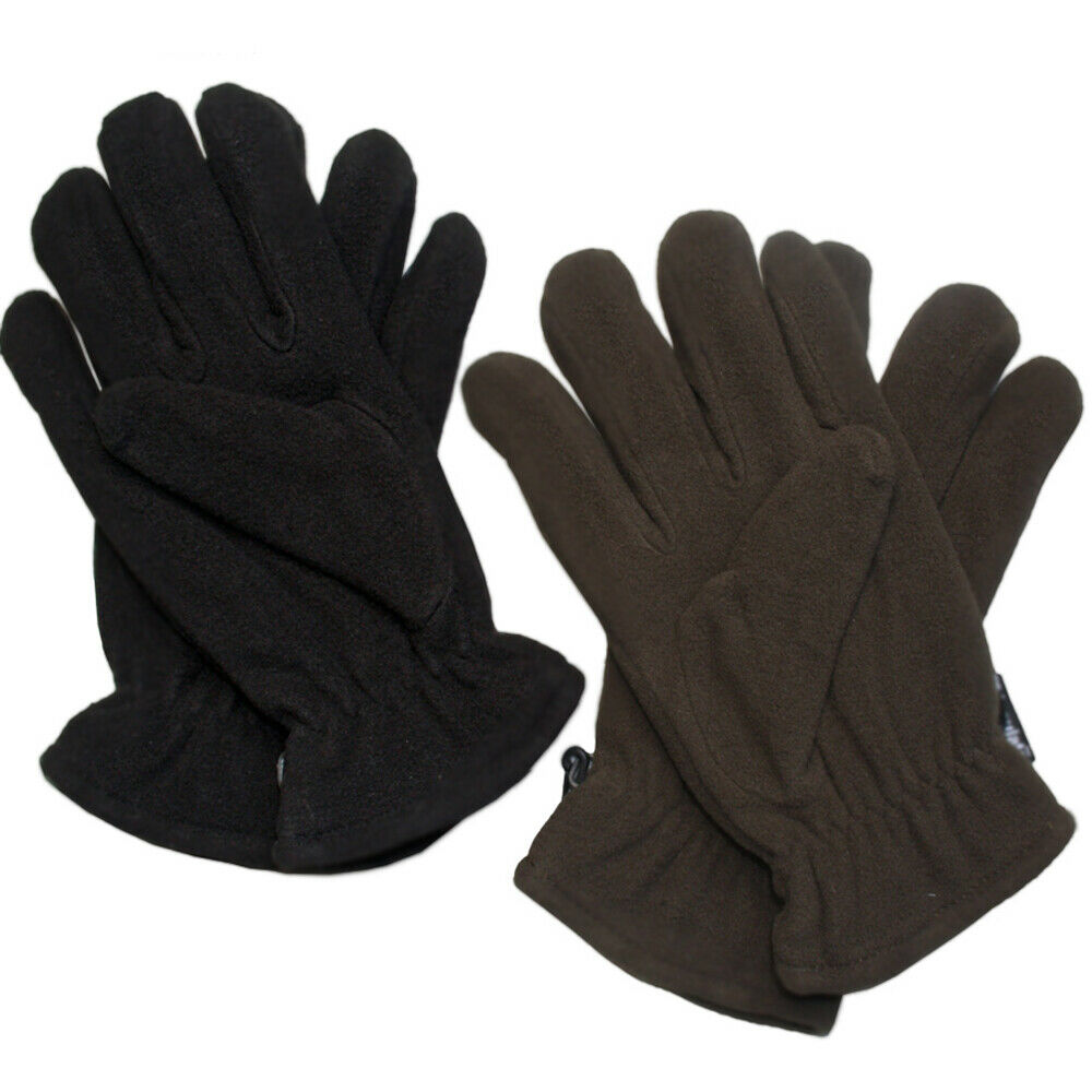 MFH Fleece-Fingerhandschuhe 3M Thinsulate S-XXL Winterhandschuhe