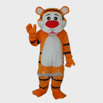 Hot selling Tiger adult Mascot Costume for Hallowmas/Christmas party](Tiger Costume For Adults)