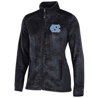 Full Zip Heels (UNC Tar Heels NCAA Full Zip Women's Team Logo Flurry Jacket by Champion)