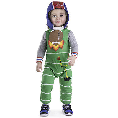 Football Baby Costume - by Dress up - Infant Dress Up Costumes