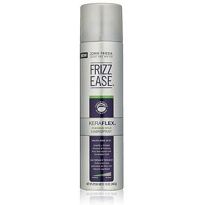 John Frieda Frizz Ease KeraFlex Flexible Hold Hairspray, 13