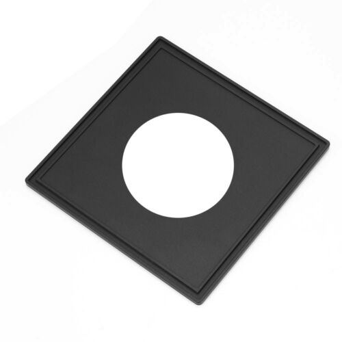Luland produced large format camera Sinar 140mm compur copal 3 lens board