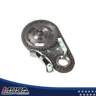 Timing Chain Kit Fit 83-03 Chevrolet Beretta S10 Cavalier Buick Sonoma 2.0L 2.2L