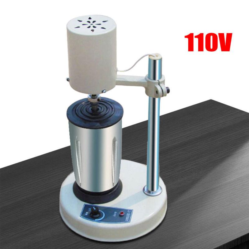 12000 rpm High-Speed Dispersion Machine Disperser Homogenizer Mixer Lab
