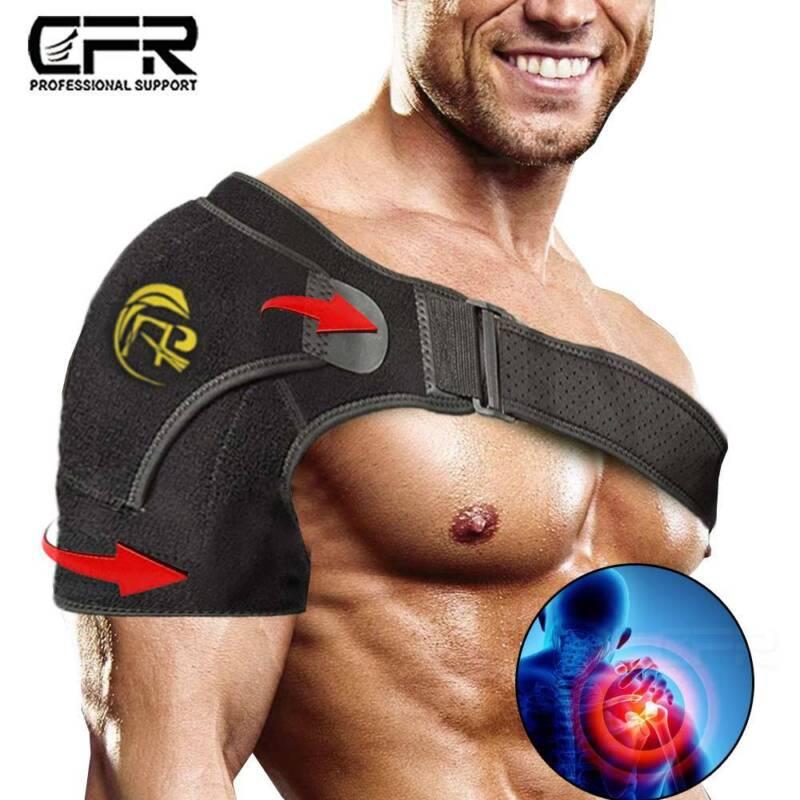 Shoulder Support Brace Neoprene Arm Belt Compression Rotator
