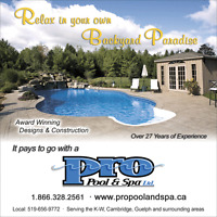 Swimming Pool Installation and Service