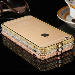 New - Luxury Bling Crystal Case / Bumper - iPhone 6 & 6s