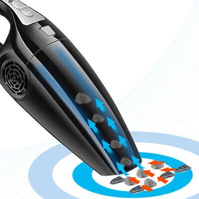 120W 12V Aspirador Aspiradora de Mano Portátil con Cable para Casa Coche...