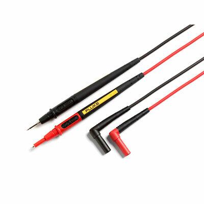 Fluke Tl175 Patented Twistguard Test Leads Silicone 0.75 - 0.16 Probe Tips