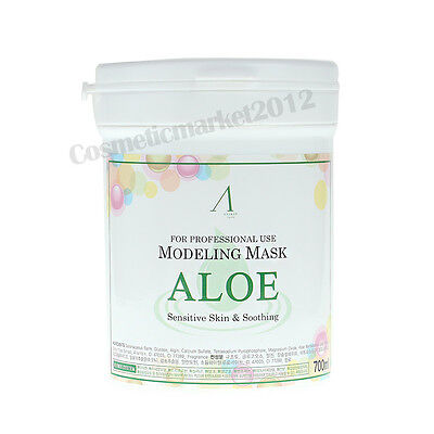 [ANSkin] Modeling Mask 700ml #Aloe Free gifts