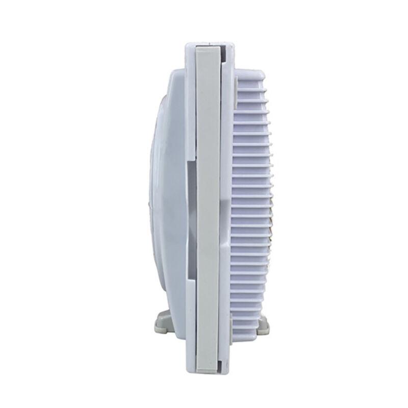 Optimus 2 Speed Versatile 7 Inch Cool Air Home Twin Window Fan (Open Box)