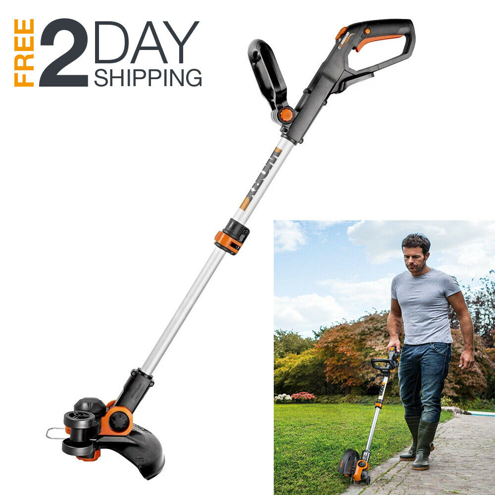 Lithium Battery Powered String Grass Trimmer Edger Cordless