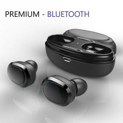 Kopfhörer Bluetooth Sport In Ear Kabellos Stereo Musik Handy Headset NEU!!