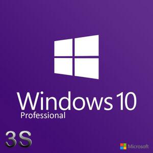 Windows-10-Professional-Pro-Retail-Key-32-64-BIT-100-Licenza-Multilanguage