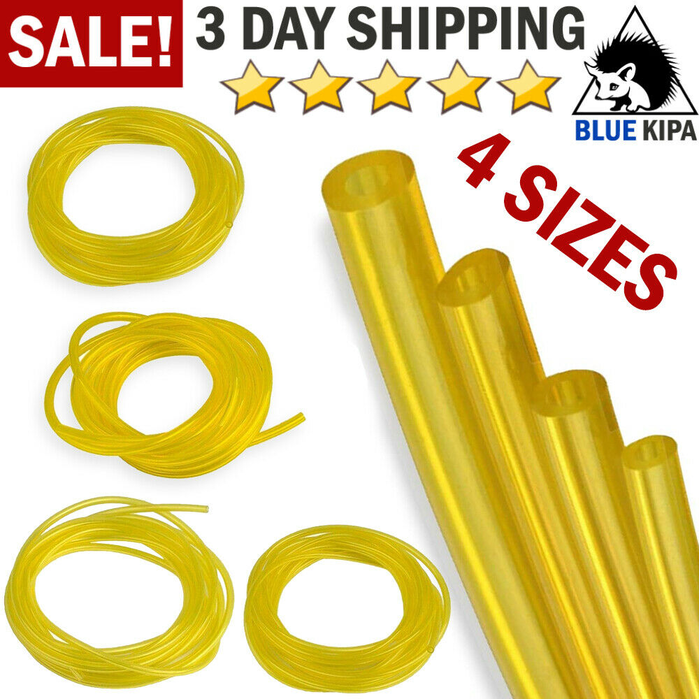 4 Size Fuel Line Hose Lubricant Tubing for Weedeater Chainsa