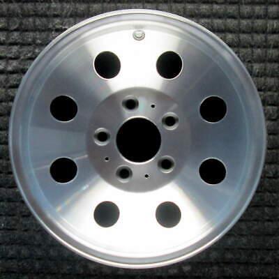 GMC 1500  Machined 15 inch OEM Wheel  1978-1991 14024434 12323660 15 Inch Machined Wheels