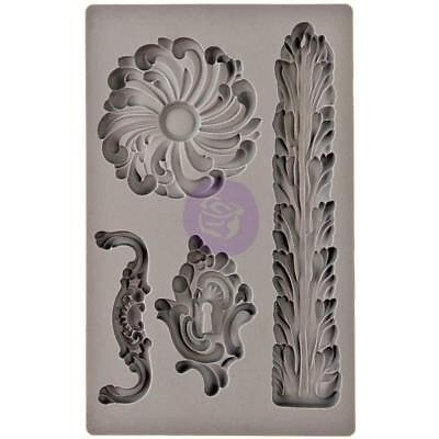 Prima IRON ORCHID MOULD Mold RENAISSANCE Vintage Food Safe Polymer Air Dry Clay