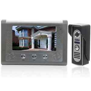 7-Inch-TFT-LCD-Display-Wired-Video-Door-Phone-Doorbell-Home-Intercom-System-Hot