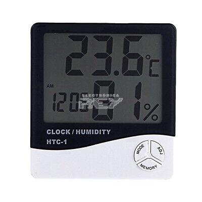Termómetro Digital Higrómetro Temperatura-Humedad Digital Exterior Interior h96