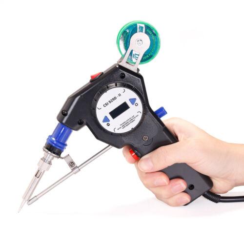 Circuit specialists | CSI929D-II Soldering Gun with Solder Feeder