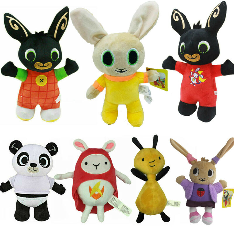 Bing Bunny Plush Toys Sula Bunny Doll Stuffed Rabbit Animal Soft Toy Kid Gift