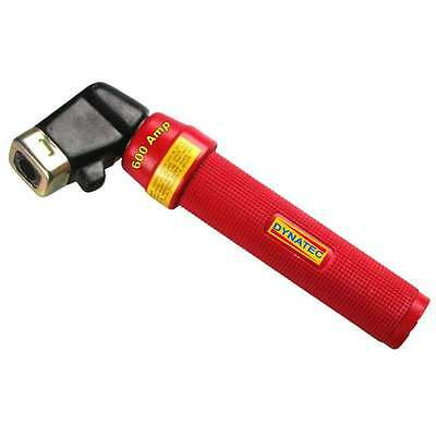 Electrode Holder Welding Torch 600A Red Twist Grip for Arc Rod 1021 600 Amp NEW